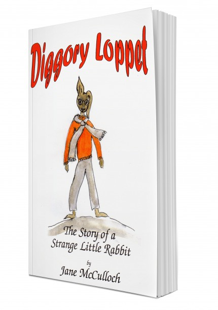 Diggory Loppet softcover book