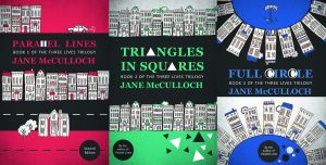 Three Lives Trilogy Fronts